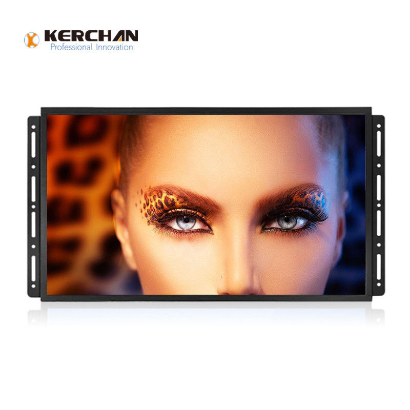 1920x1080 32 Inch LCD Advertising Player 178 Viewing Angle For Restaurant Bar